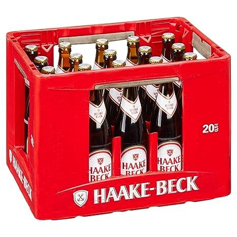 Haake Beck Pils Mehrweg (20 x 0.5 l): Amazon.de: Lebensmittel & Getränke