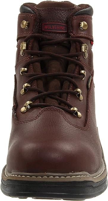 51b08f8e951 Wolverine Men's W04821 Buccaneer Work Boot