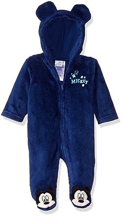300414ea9 Amazon.com: Disney Baby Boys' Mickey Mouse Plush Pram: Clothing
