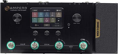 Hotone Ampero TMP100 - Procesador de amplificador y multiefectos ...