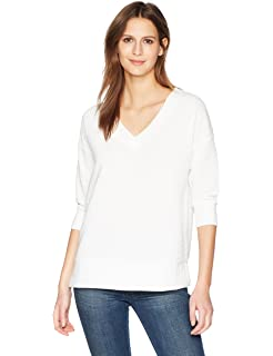 2d729d61eb7 French Connection Women's Arta All Over Lace Short Sleeve Top Shirt ...