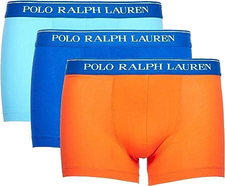 Polo Ralph Lauren Pantalones cortos 3 Paquete,Amplio, cintura elástica con el logotipo,95% Algodón,
