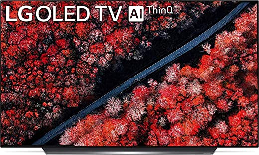 65 inches OLED TV LG 4K Ultra HD Smart TV OLED65C9PTA With Built-in Alexa