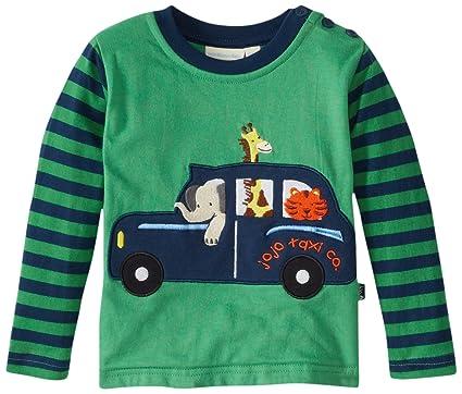 Boys' Bebe Taxi 12 Baby 18 Maman Green Amazon Months in Top Jojo xRwq1HWnW