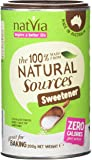 100% Naturally Derived Sweetener 200 g Canister for Baking by Natvia