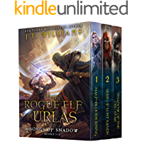 The Rogue Elf of Urlas: Songs of Shadow (Half-Elf Chronicles Boxset Book 1)