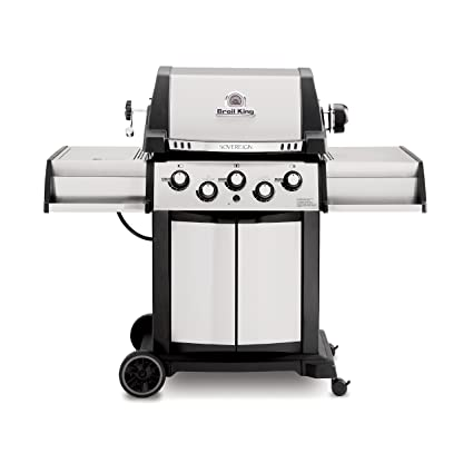 Amazon.com: Broil King - Parrilla 987844 Sovereign 90 de gas ...