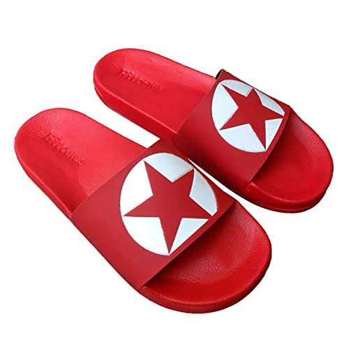 33fcd3164673 HITCOLUS Men s Slider Slippers Flip Flop  Buy Online at Low Prices in India  - Amazon.in