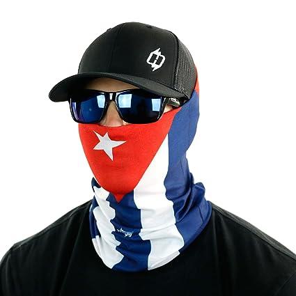 Amazon Cuba Flag Bandana Neck Cover Combo Represent Cuba
