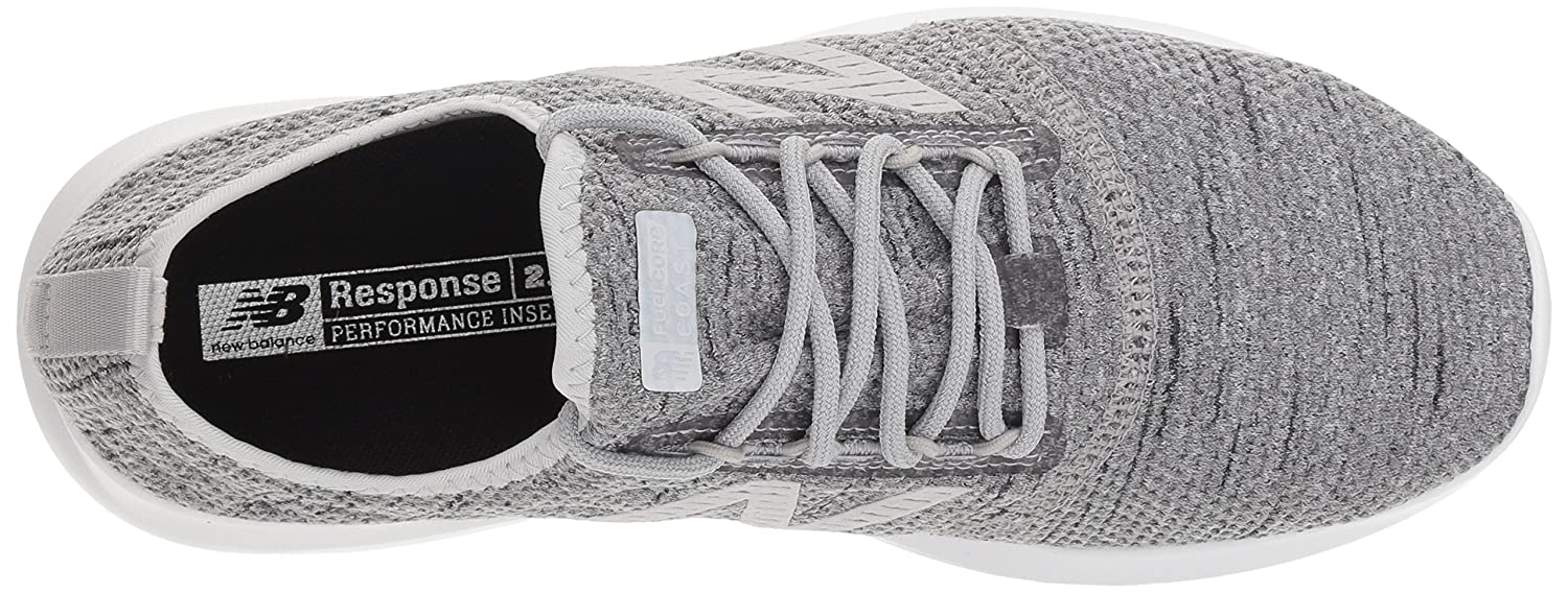 New Balance Women's Coast V4 FuelCore Running Shoe B078HD246B 9.5 M US|Light Cyclone
