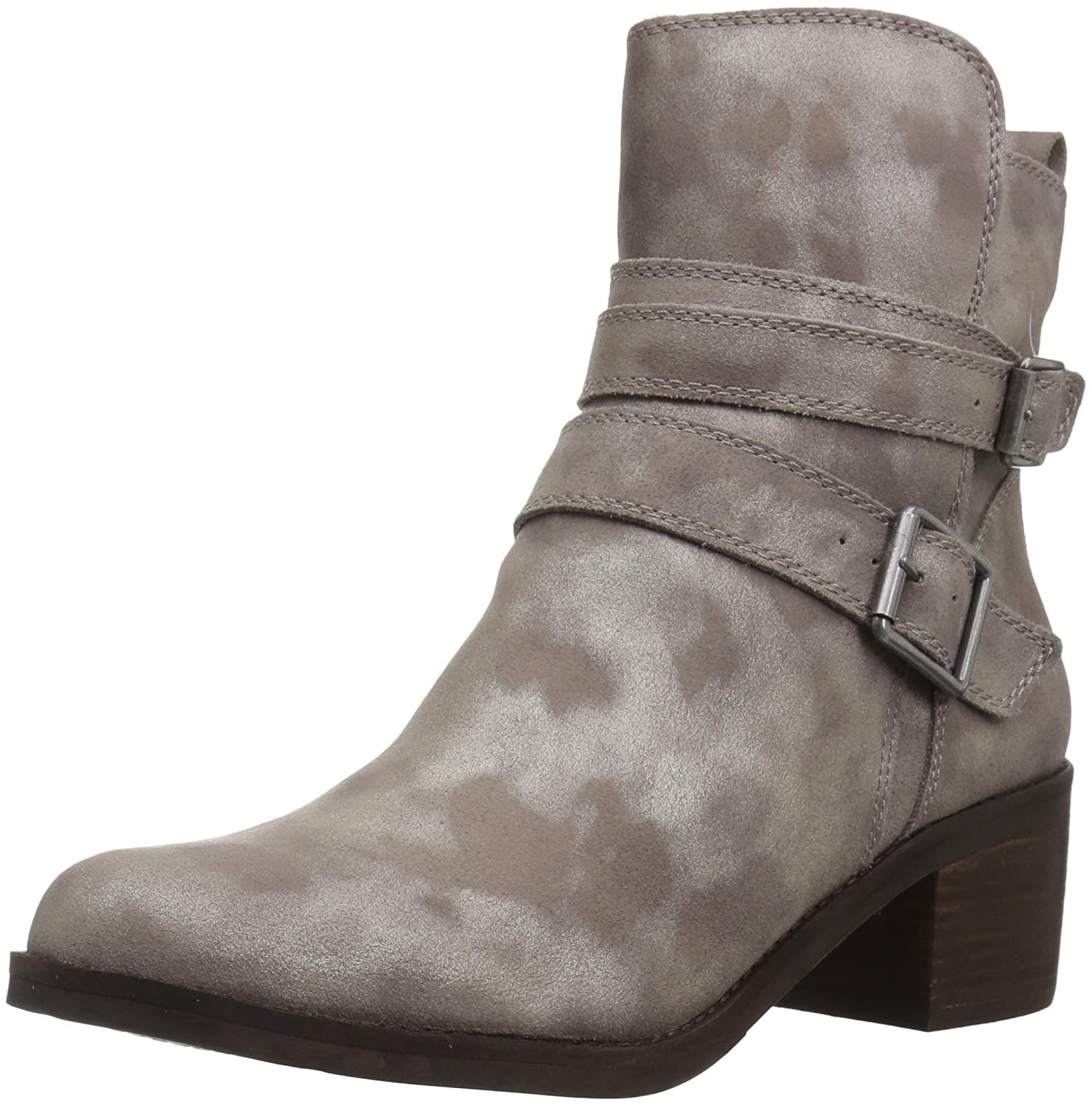 Lucky Brand Women's Cordeena Combat Boot B0722Y1L3D 12 M US|Taupe