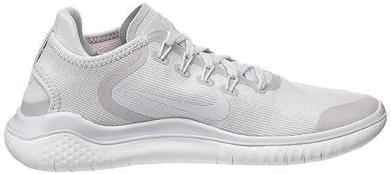 f4410f78192f Amazon.com  Nike Womens Free Rn 2018 Sun Low Top Lace Up Running Sneaker