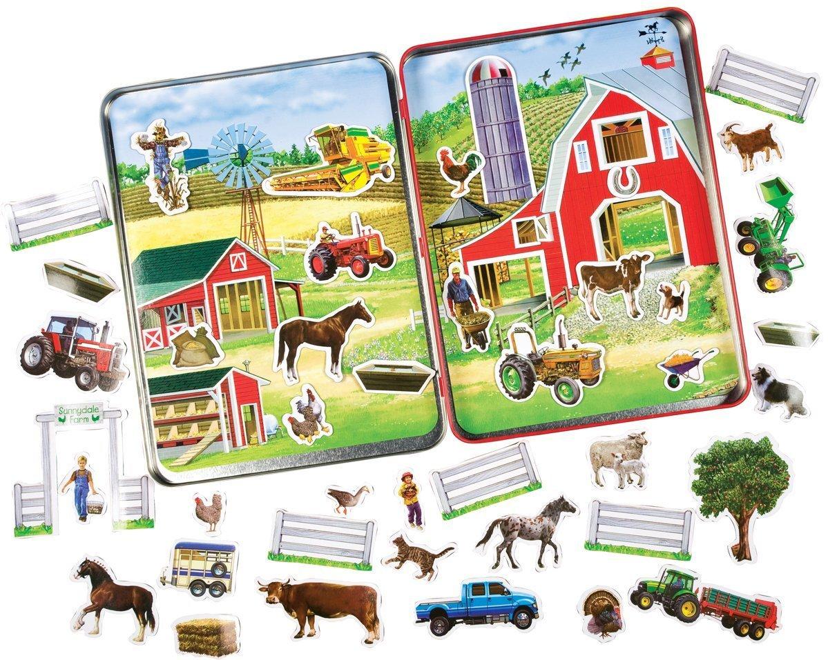 Magnetic Tin: Farm- NEW