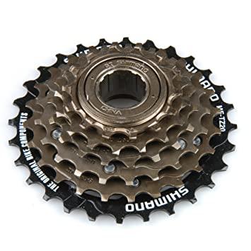 Shimano TZ20 6 Speed Freewheel Cassette 14-28T Road Mountain MTB
