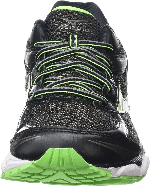 Mizuno Wave Ultima 8 Zapatillas, Hombre, Negro, 40: MainApps: Amazon.es: Zapatos y complementos