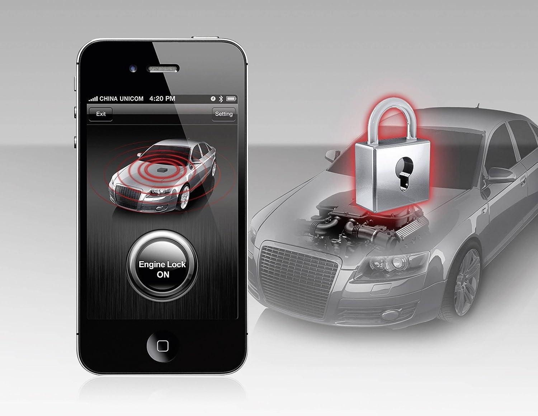 Steelmate Smart Engine Lock For Android Auto Elektronik