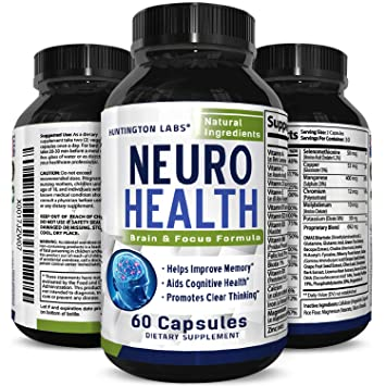 Amazon Com Mind Enhancing Supplement Improve Memory Boost Brain