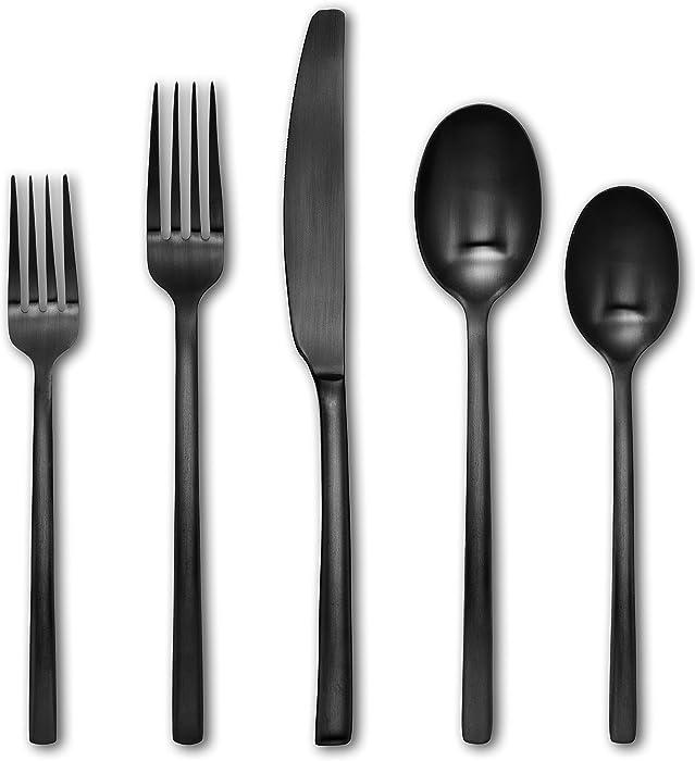 Top 10 Food Network Ginger Satin Silverware
