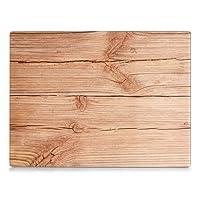 Zeller Present 26276 Wood Plaque à Découper en Verre