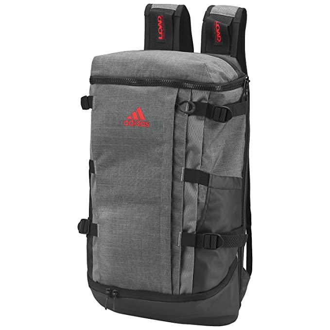 sale usa online lower price with promo code Amazon.com: Adidas Rucksack Backpack (One Size) (Dark Grey ...