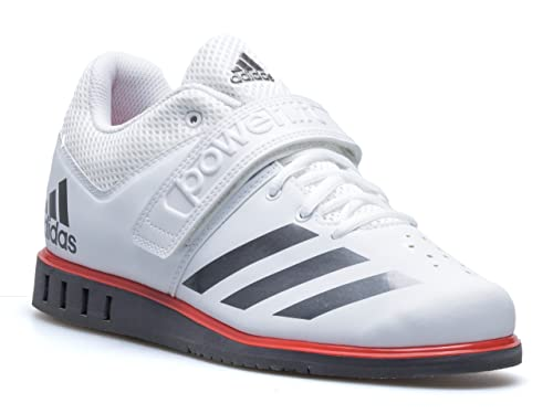 adidas Powerlift.3.1, Scarpe da Fitness Uomo, Bianco (Ftwr White/Night
