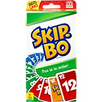 Mattel Games Skip-Bo Card Game