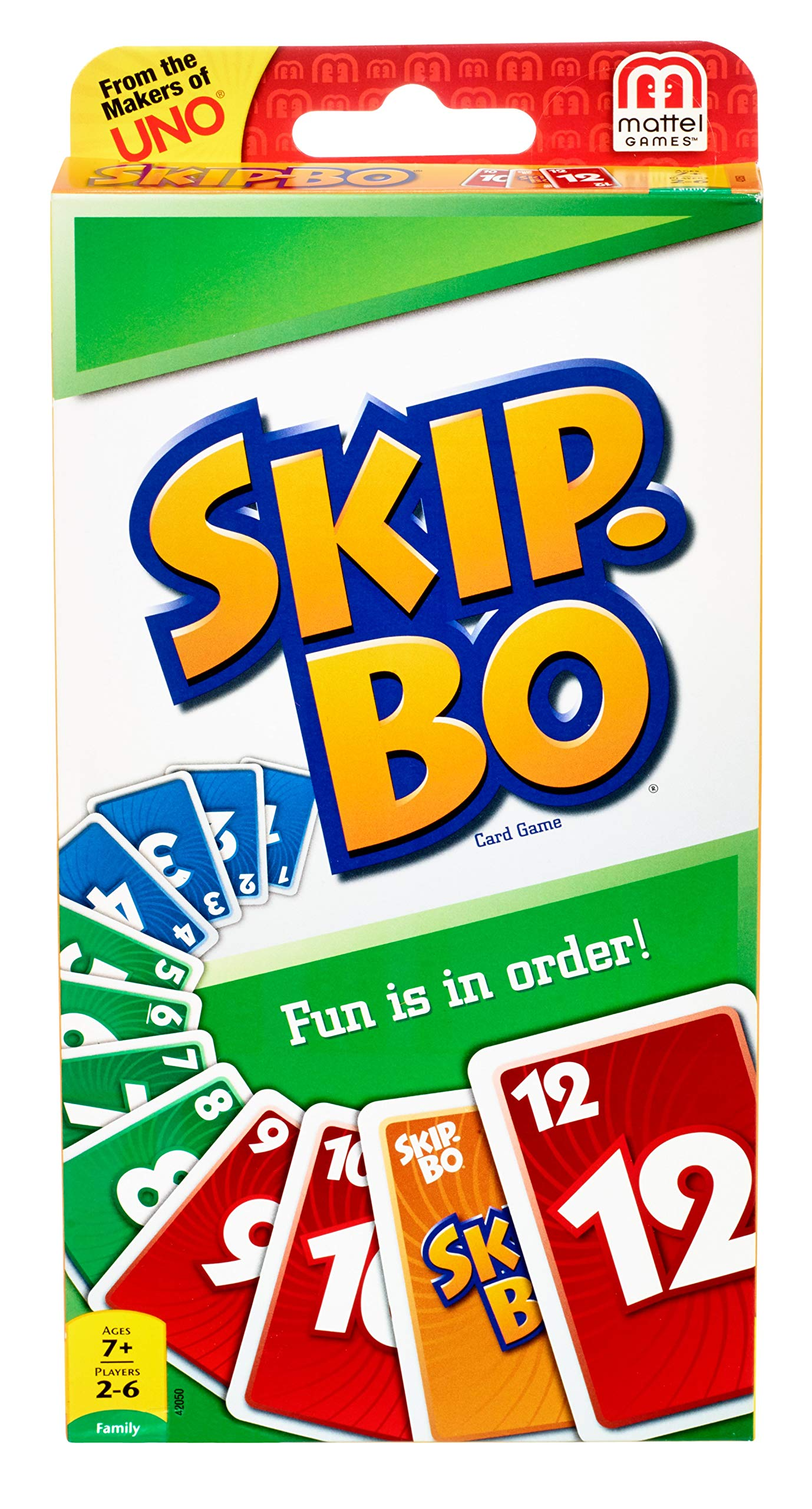 Skip-Bo Card Game product image