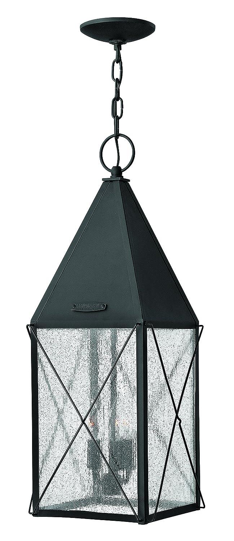 Hinkley 1842BK Outdoor York Light by Hinkley B008LYAWDW