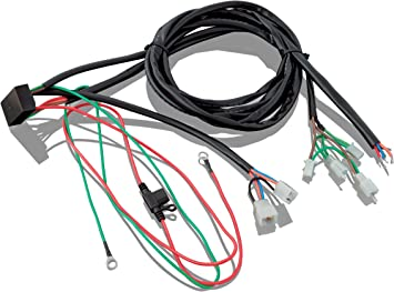 amazon.com: show chrome accessories 52-814 electronic wire harness:  automotive  amazon.com