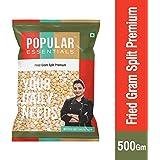 Popular Essentials Premium Fried Gram, 500g