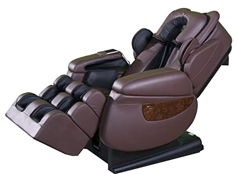 Luraco iRobotics 7 PLUS Medical Massage Chair (Chocolate Brown)