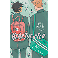 Heartstopper Volume One book cover