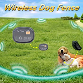 Dr. Tiger DT-WL Wireless Dog Fence