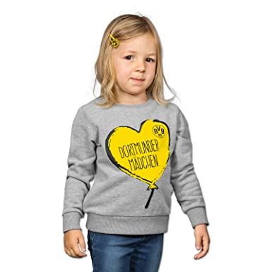 Borussia Dortmund SweatshirtDortmunder MädchenBVB Logo