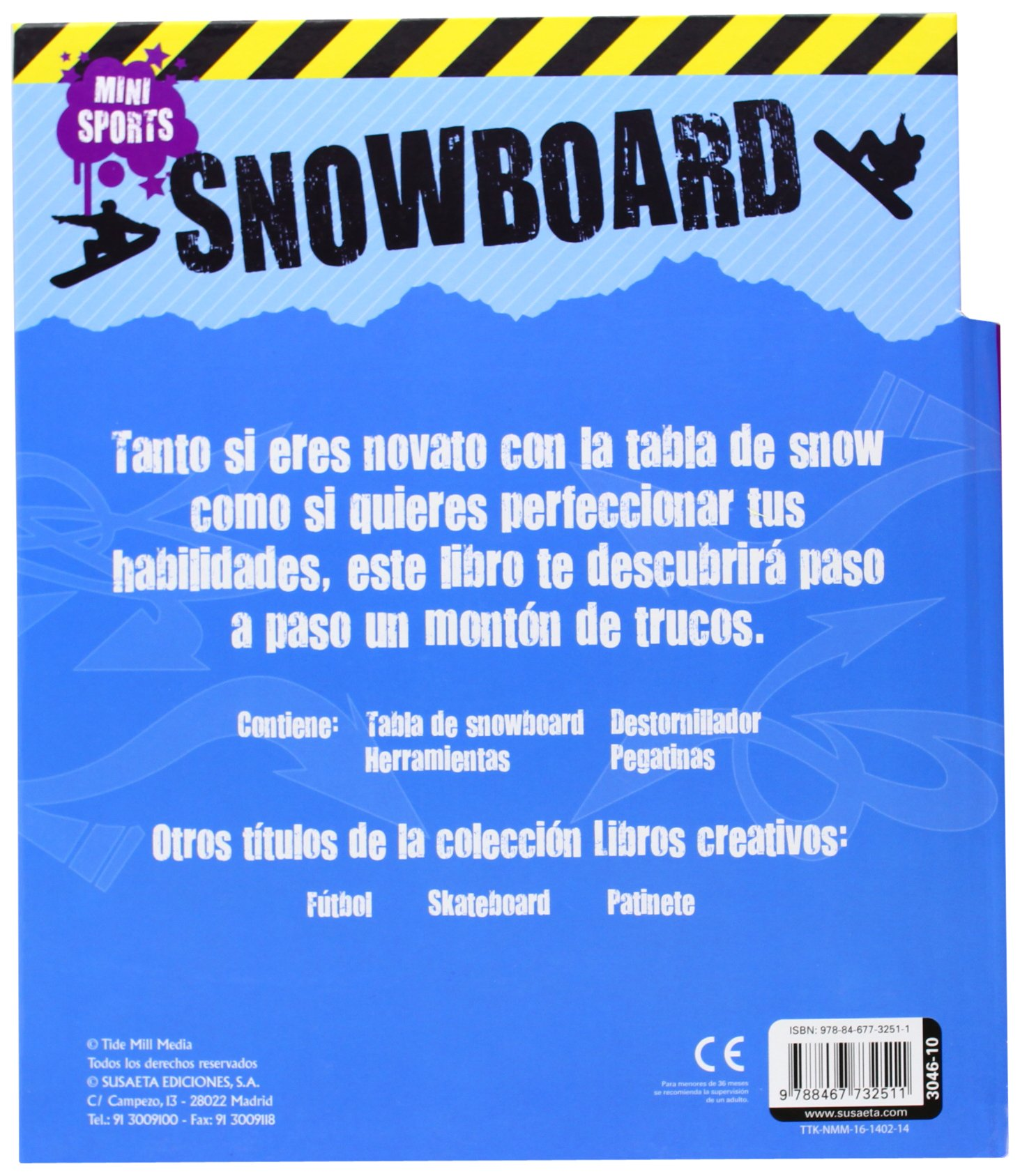 Snowboard: 9788467732511: Amazon.com: Books