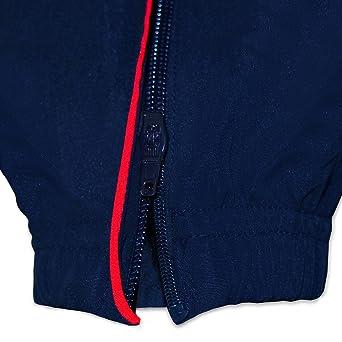 dfa85c23f40dc Arsenal FC - Chándal oficial para hombre - Chaqueta y pantalón largos -  Rojo - Large  Amazon.es  Ropa y accesorios
