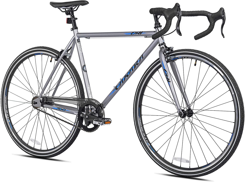 Vilano Fixed Gear Bike Fixie Single Speed Road Bike
