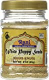 Rani White Poppy Seeds 3oz (85g)