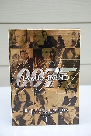 James Bond Ultimate Edition - Vol. 1