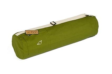 Blue Dove Yoga Cochin Yoga Mat Bolsa de algodón orgánico ...