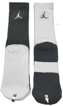 Nike Air Jordan 2 par calcetines de jóvenes Boy de alta 3Y-5Y/7 - 9: Amazon.es: Deportes y aire libre