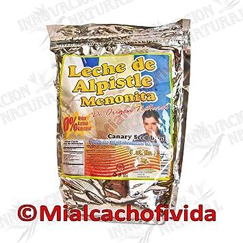 Leche De Alpiste Menonita Canary Seed Milk 35.27 Oz 1000G (1KG)
