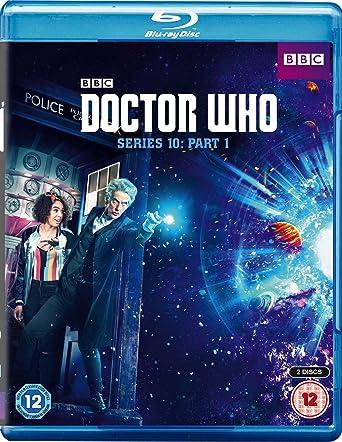 Doctor Who - Series 10 Part 1 [Reino Unido] [Blu-ray]: Amazon.es: Peter Capaldi, Pearl Mackie, Lawrence Gough, Bill Anderson, Charles Palmer, Peter Capaldi, Pearl Mackie, Steven Moffat, Steven Moffat, Frank Cottrell Boyce,