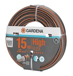 """Gardena 18061 High Flex Hose, 1/2"""" x 50'"""