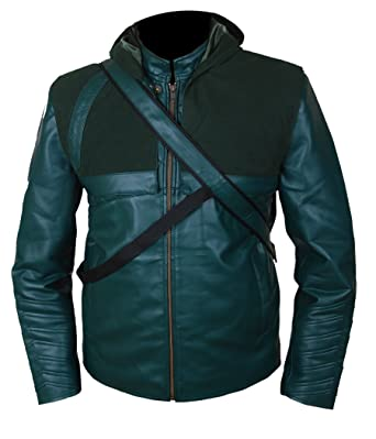 F&H Kids Arrow Jacket with Quiver & Removable Hood XL Green ...