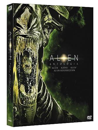 Alien Antologia 2014 [DVD]: Amazon.es: Sigourney Weaver, Tom ...