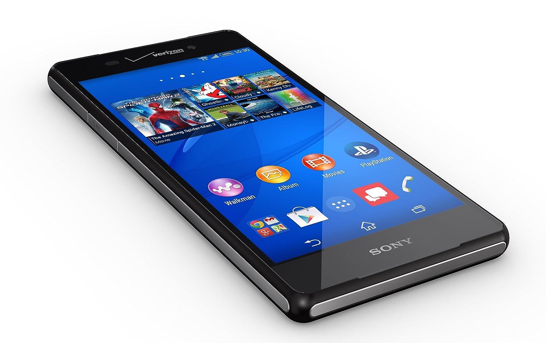 sony xperia phone with price. amazon.com: sony xperia z3v, black 32gb (verizon wireless): cell phones \u0026 accessories phone with price