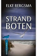 Strandboten - Ostfrieslandkrimi (Büttner Und Hasenkrug 11) (German Edition) Kindle Edition
