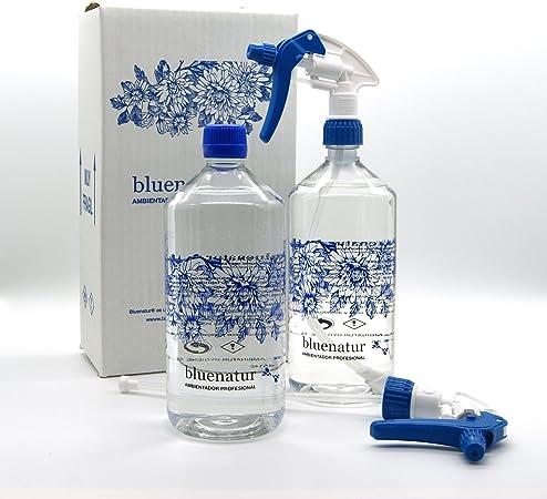 Bluenatur Ambientador Profesional Pack TÉ Blanco - 2 litros ...