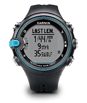 Garmin Swim - Reloj deportivo unisex, con correa de plástico ...